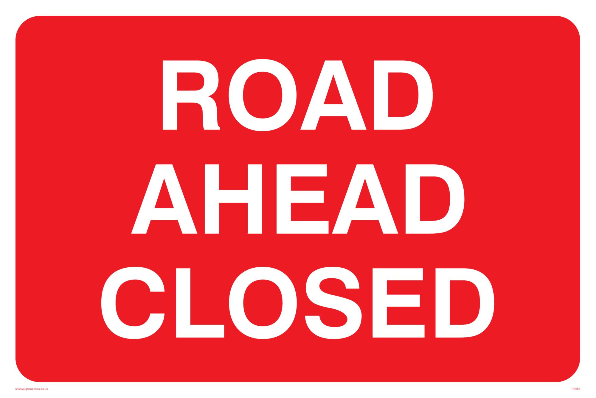 Derby Road Closure