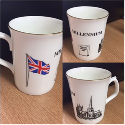Purton Parish Mugs £1.50 each - contact office for more information