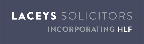 LACEYS SOLICITORS LOGO