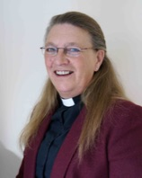 Reverend Pauline Lucas, passed away suddenly on Good Friday