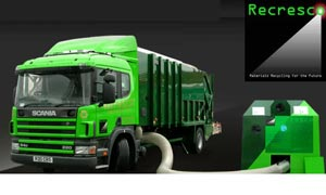 Recresco Recycling plastics