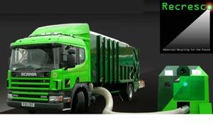 Recresco Recycling plastics