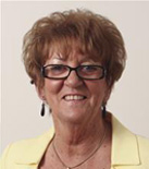 County Cllr Janice Richards